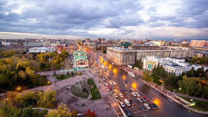 Йота Новосибирск