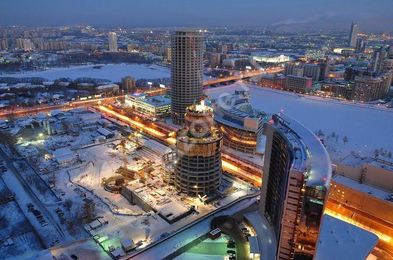 Йота в Екатеринбурге