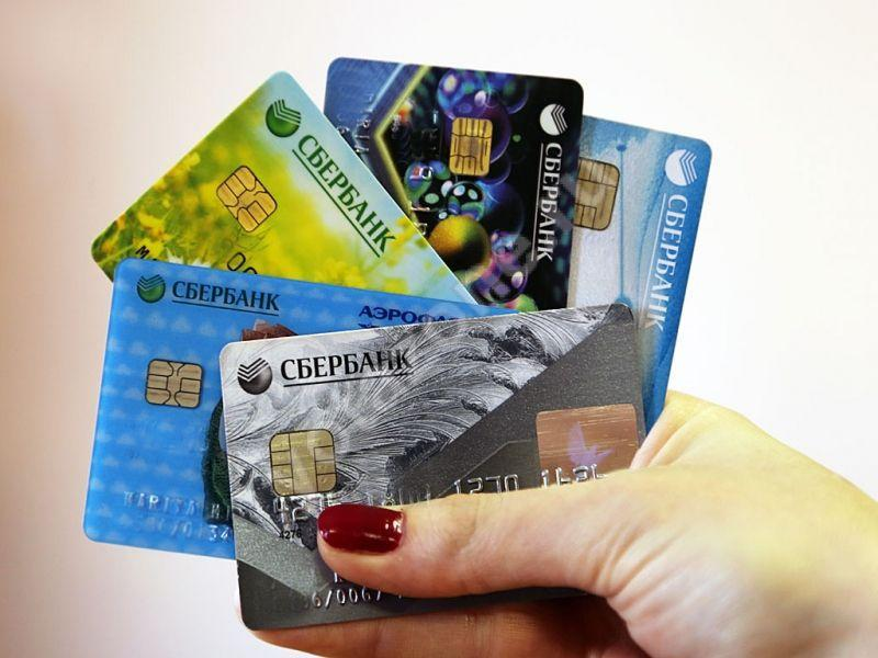 Платим с карты сбера